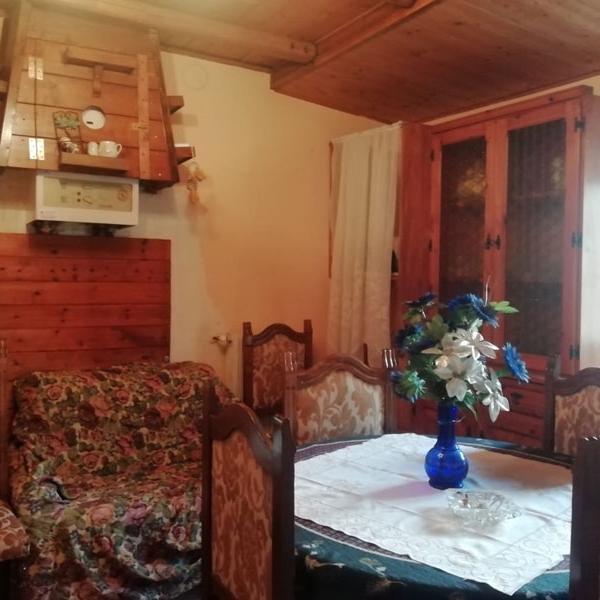 Porzione di casa singola a Montebello di Bertona (PE)