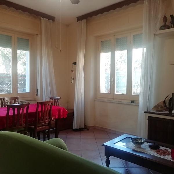 Appartamento con giardino a Moscufo - PE